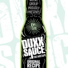01 Duxx Sauce CD COVER By Van Gammon