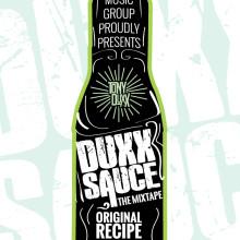 01 Duxx Sauce CD COVER By Van Gammon