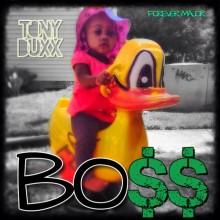 03 Bo$$ Cover Art By Duxx