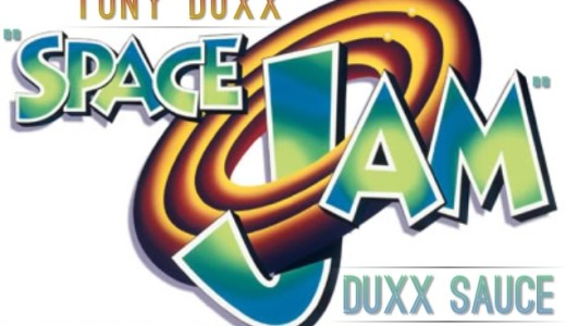 10 Space Jam Cover Art By Duxx